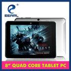 8 Inch ATM7029 Quad Core Tablet Laptop Wifi Bluetooth HDMI