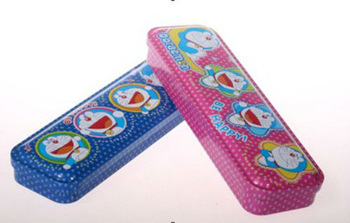 tin pencil case,tin pencil box with FDA,SGS certified