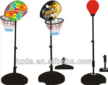 32212 Three in one multifunctional basketball board/dart board/punching ball