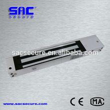 12v NC/NO/COM output magnetic lock with led