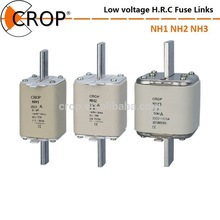 Low Voltage Fuse Links/electric Fuse Link NH1/2/3