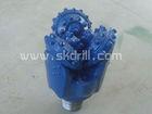 """Deep rock well drilling equipment 9 5/8"""" IADC537 tricone drill bit"""