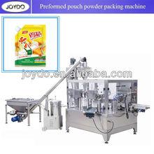 Sugar/flour/washing powder packing machine