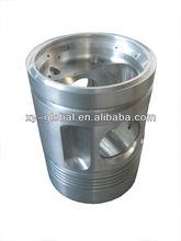 aluminum parts for led bulbs