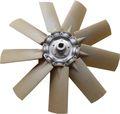 atlas copcoindustrial de aspa del ventilador para el tornillo de aire del compresor de piezas