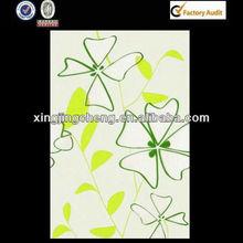fashion elegant flower design ceramic wall tile decoration