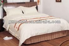 King size bed spread&dust ruffle
