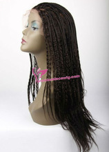 unprocessed virgin brazilian hair braided wigs for african americans human hair full lace wig for black women