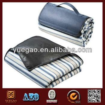 new design folding waterproof picnic rug