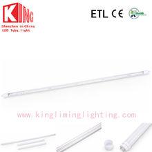 T5 15W 18W 21W ET TUV UL T5 LED tube