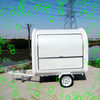 Mobile Food Vending Tricycle Cart XR-FC220 B