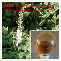 Natural black cohosh plant extract Triterpene Glycosides
