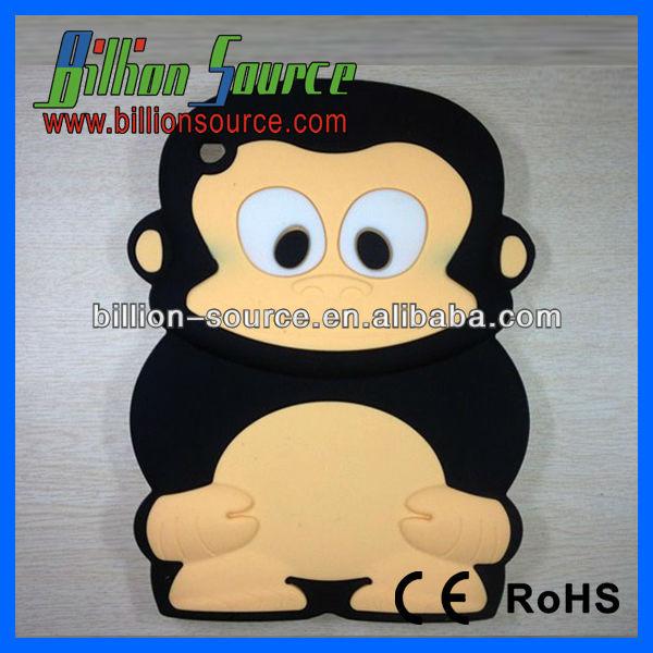 2013 factory wholesale silicone for ipad mini case