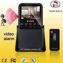 KIVOS KVA01 Security Alarm System Home Alarm Camera Motion Sensor Remote Controller