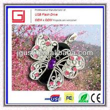 Hot sale!!! China factory wholesale Jewellery usb 2.0 driver windows 7,usb stick