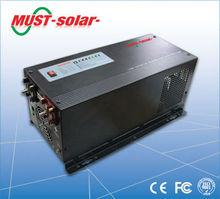 Solar Panel Power Inverter with RS232 Communication Port