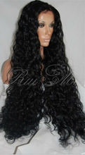 2013 fashionable ladies real hair lace wig,chinese remy hair full lace wig