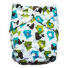 hot selling good quality snap button baby diaper pul fabric