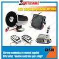 alarma seguridad párrafo auto de de venta caliente de y la norma en espanol manual