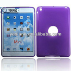 For Apple iPad Mini Back Cover! New Simple Style Protective Clear Back Cover for iPad Mini