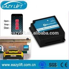Bluetooth receivers system of Automatic Garage Door Opener
