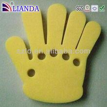 Cute cheap Colorful cheering Foam Finger Foam Hand