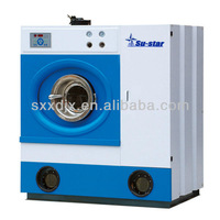Steam dry cleaning machine