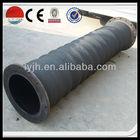 High pressure flange mud suction rubber dredging hose pipe manufacturer