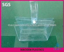 Vinyl plastic bag,pvc cosmetic pouch