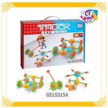 Toy Connecting Building Blocks 72 PCS