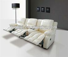 VIP Electric Home Theater Leather Sofa YA-601