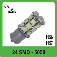 auto lighting 1156 SMD led turn light 12V