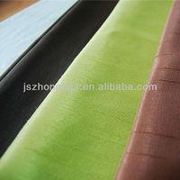 fancy faux silk blackout fabric
