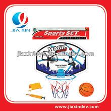 Plastic mini basketball game for children