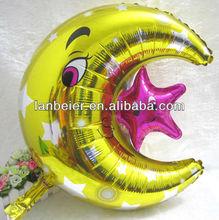18 inch eco-friendly love print heluim foil balloon