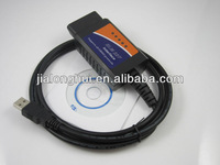 New Arrived Mini ELM327 Bluetooth OBD2/OBD II with Best Price for Universal Car Model car diagnostic