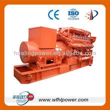 1000 kw natural gas generator
