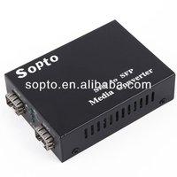 1000M SFP Fiber to Ethernet Media Converter
