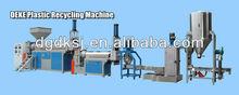 PP,PE Film Water-Ring Granulation Line (Plastic Recycling Machine)