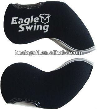 custom golf iron head covers