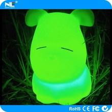 New product!!!Remote control color led furniture led lighting led lamp LED pet light