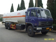 58cbm Liquid propane gas tank trucks,58m3 natural gas trucks for sale