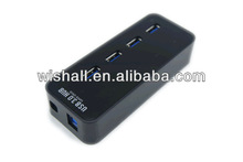 Slim usb3.0 4 port usb hub with USB 2.0&1.1 Specifications