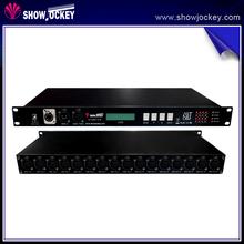 web configuration rj45 led connector dmx512 rgb driver