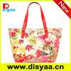 Oil Painting ladies Canvas handbag tote bag 2013 bag fashion