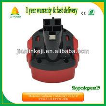 9.6v 2500mAh Ni-mh Replacement Power Tool bosch Battery for Bosch BAT048, BAT 048,BPT1041,BH-984,9.6VE-2