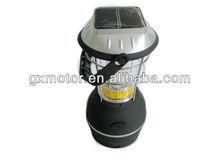 high power led camping lantern with solar panel JT-9020B