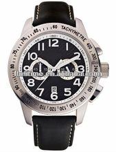 japan movt quartz watch stainless steel bezel