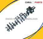 3929037crankshaft, crank set, crank axle engine crankshaft crankcase parts,shantui SD32,SD22,SD23,SD16 engine