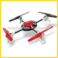 Hottest! 4-AXIS mjxX100 2.4G 4 Channel 3D Mini RC UFO with camera mini Quadcopter Camera 997-V2